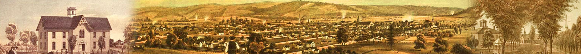 Waverly NY Historic View